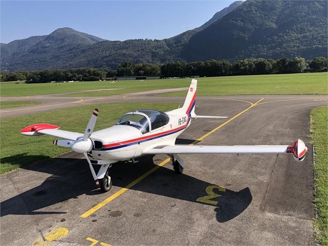 1982 SIAI MARCHETTI SF260C at www.aeromeccanicasa.com