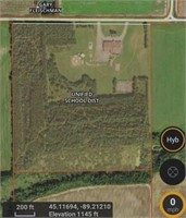 REAL ESTATE: School with 10.00 +/- Acres.