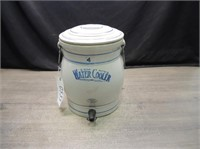 4 Gallon Red Wing Water Cooler w/Lid