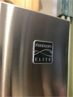 Kenmore Elite Stainless Steel Side by Side