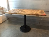 Four-Top Dining Table by ARganic Woodwork