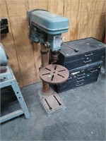 Vulcan Drill Press Machine 39 In. Tall
