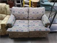 William Allen Inc. Love Seat 59x41x32