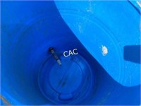 2pc 55gal Drums w/Automatic Water Spouts