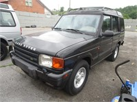 1998 Land Rover Special Edition - As-is