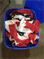 Flags I tub