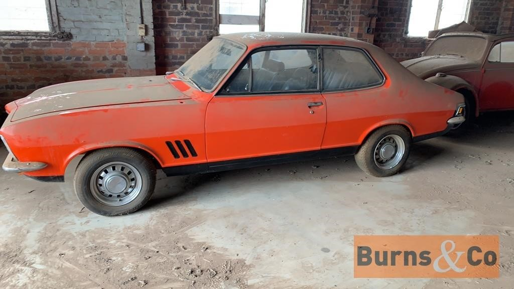 Genuine 1973 Holden LJ GTR Torana