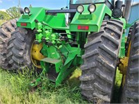 1992 John Deere 8960 4WD Tractor 370 HP