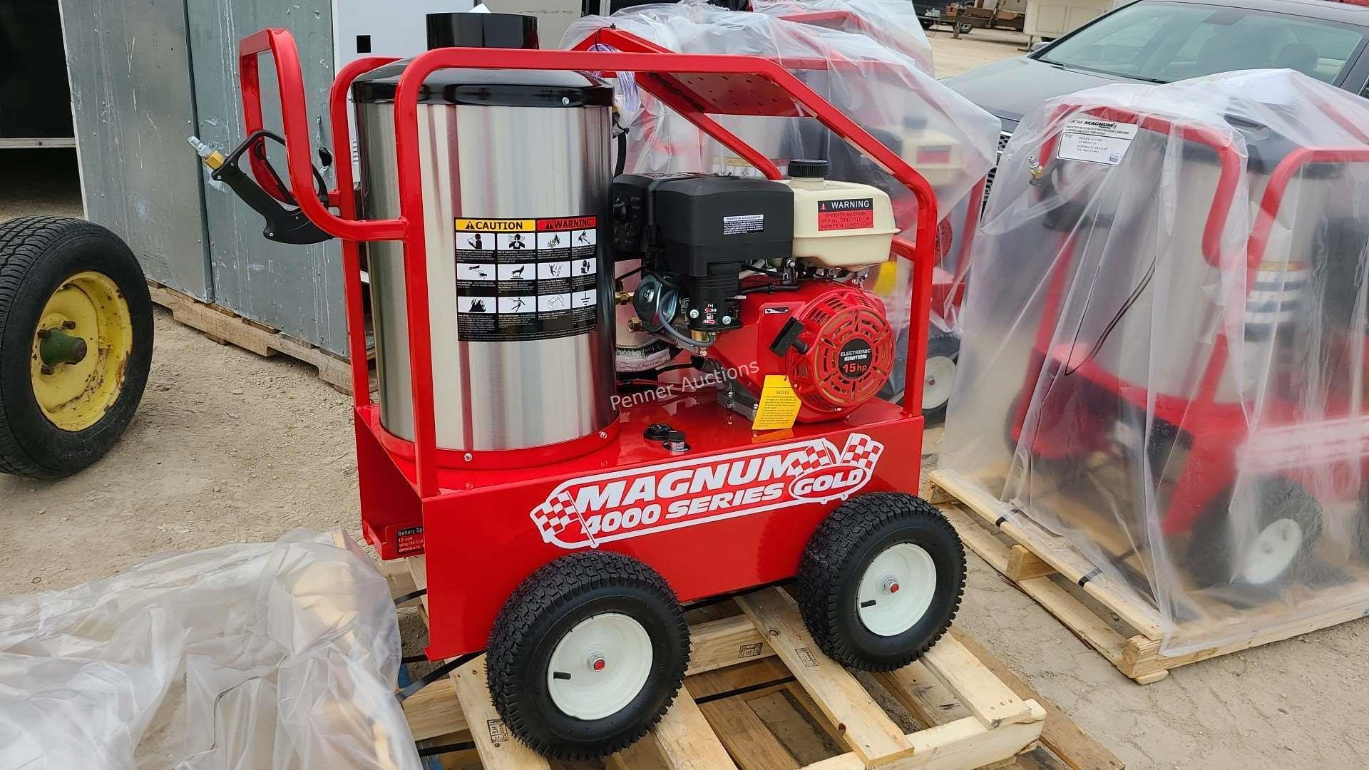 Easy-Kleen Hot Water Pressure Washer 4000 PSI
