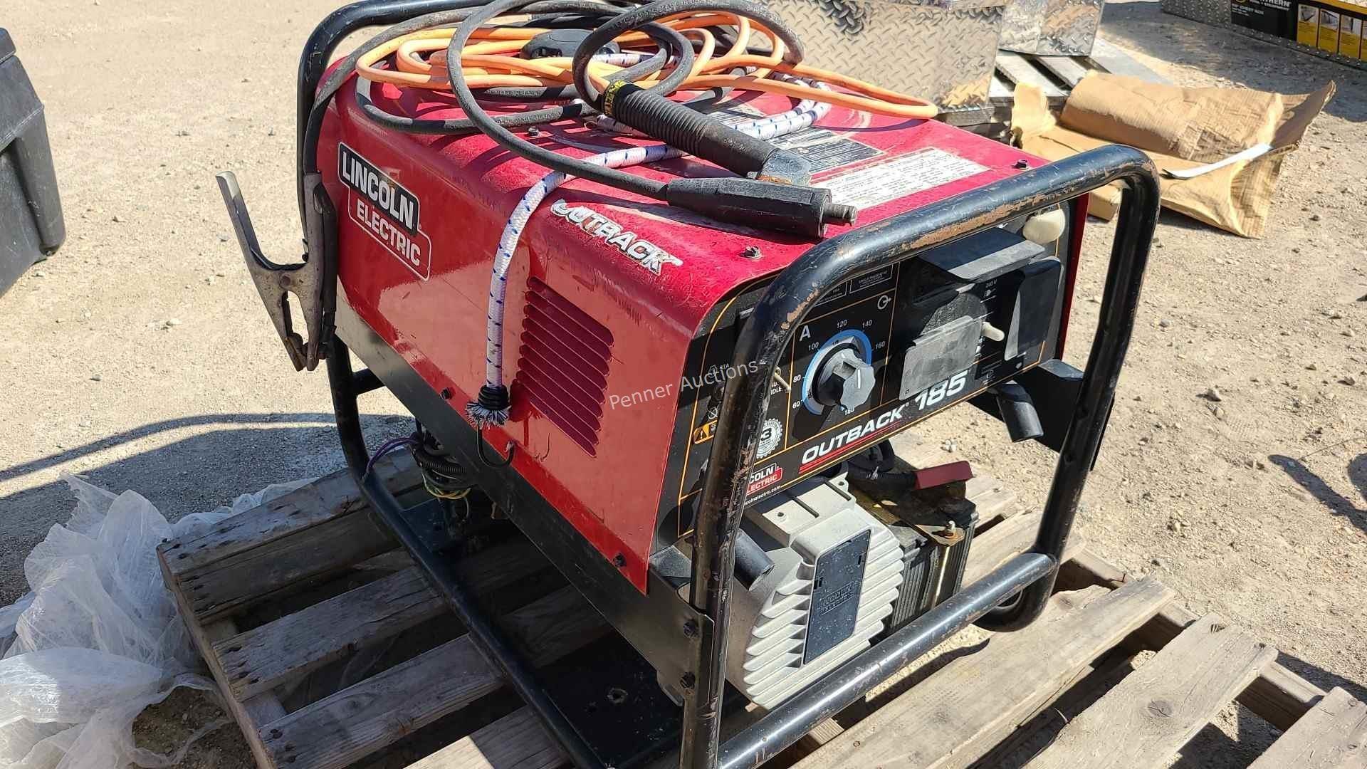 Lincoln Welder Generator