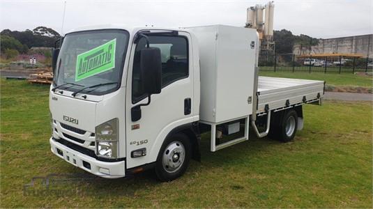 2020 Isuzu Nmr - Trucks for Sale