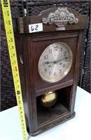 62 - NICE WALL CLOCK