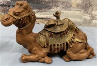 65 - SMALL BRASS CAMEL