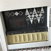 47 - VINTAGE CANDY MACHINE