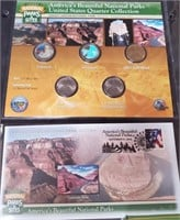 2010 AMERICA'S NATIONAL PARKS QUARTER COLLECTION
