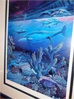 11 - ROBERT LYN NELSON DEEP SEA CRITTERS SIGNED &