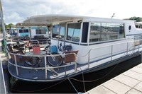 44' Kings Craft Home Cruiser  -  Online Auction