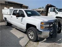 CHEVY 3500 HD 4WD