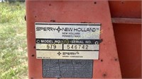 NEW HOLLAND 679 MANURE SPREADER