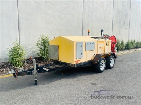 2009 Workmate other - Trailers for Sale