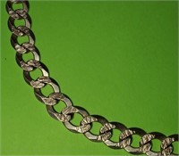 """11 - .925 STERLING SILVER MADE IN ITALY """"69.3 G"""""""