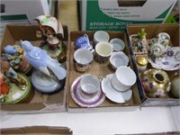 Glassware, Wood Items & Antiques Online Only Auction