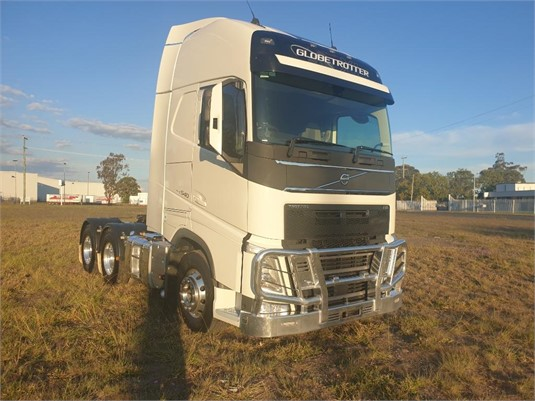 2017 Volvo FH13 Globetrotter - Trucks for Sale
