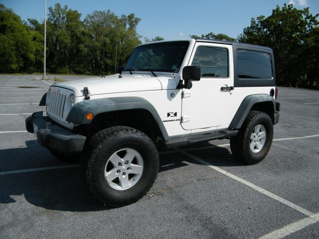 "2008 Jeep Wrangler 4WD w/ 67,811 miles - ""SHARP"""