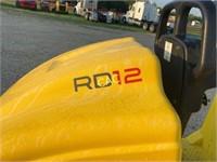 Wacker Neuson RD12 Roller/Packer