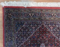 Lot # 4135 -Hand knotted wool Pile Sarouk area
