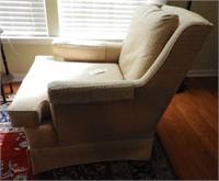 Lot # 4144 -Sherrill Furniture Co. upholstered