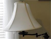 "Lot # 4145 -Contemporary 58"" floor lamp"