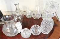 Lot # 4172 - Large Qty of crystal including