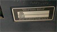 """Craftsman 12"""" 2 Speed Band Saw 113.248320"""