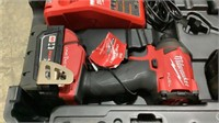 """Milwaukee 1/4"""" Impact Driver and 1/2"""" Drill/Driver"""