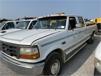 1997 Ford F350 with dump bed 253,000 miles