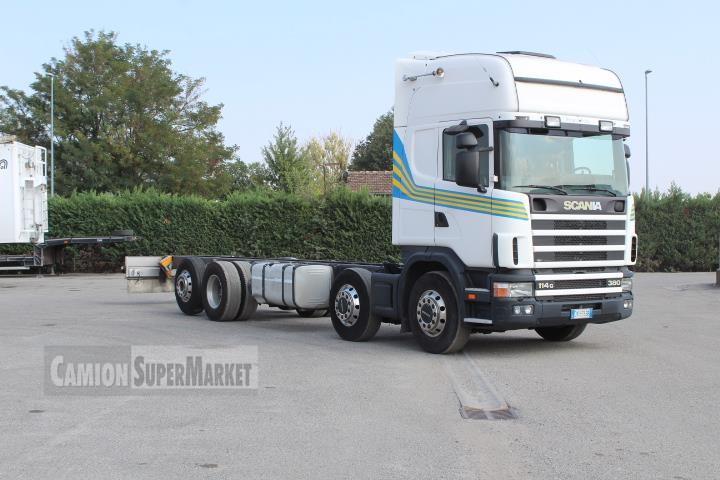 Scania R114G380