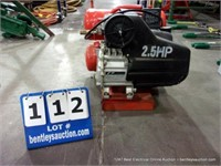 Barker Electrical Online Auction, October 6, 2020 | A1247