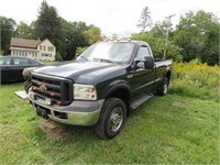 2006 FORD F-250 XL SUPER DUTY WITH 48059 MILES