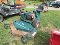 FERRIS CRITERION 320 60IN MOWER DECK WITH VANGUARD