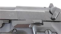 Beretta Mod. 92fs Pistol Cal. 9mm Auto Sn: