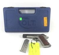 Colt Commander Model Automatic Pistol cal. 38