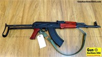 OOW AK47S 7.62 x 39 Rifle. Excellent Condition. 16