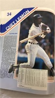 Detroit Tigers 1986 Yearbook