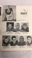 Vintage Shrine East West 39th Football Game