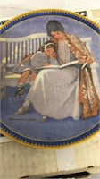 Set of 4 Jessie Wilcox Smith Collector Plates