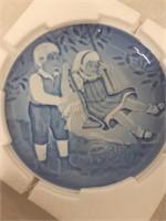 Bing & Grondahl - 2 Children's Day Plates & 1