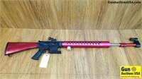 ROCK RIVER LAR-15 5.56 MM TARGET Rifle. Excellent