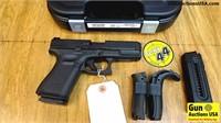 Glock 44 .22 LR NEW CALIBER Pistol. Like New. 4.02
