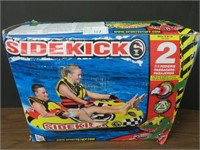 SPORTS STUFF SIDE KICK 2 SEATER INFLATABLE DEVICE